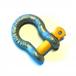 1.5t Bow-Shackle (Screw-Pin)